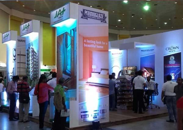 Exhibition Stall Builders In Sri Lanka : Jat powers 'construction expo as platinum sponsor