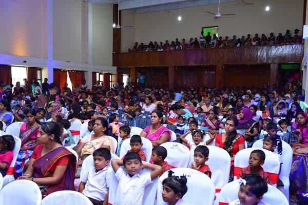 ATL Life Celebrates World Children's Day In Gampola