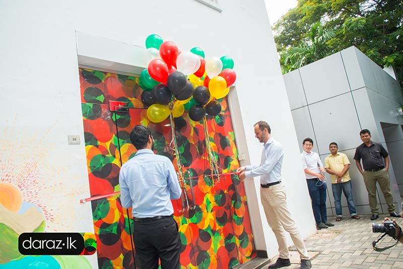 Daraz Lk Celebrates 1st Birthday By Opening New Warehouse Amp Pickup Location In Col 7 Ceylon