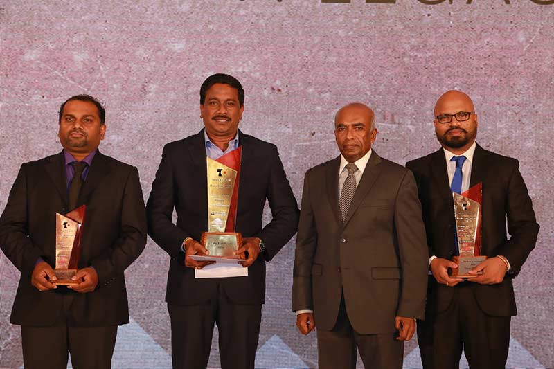 Top Performers Lauded at Tokyo Cement Dealer Convention - Ceylon