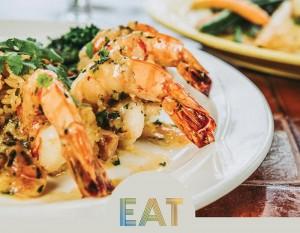 EAT Seafood Dinner - OCS