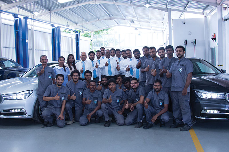Sri Lanka S Trusted Bmw Expert Auto Bavaria Celebrates 1000th