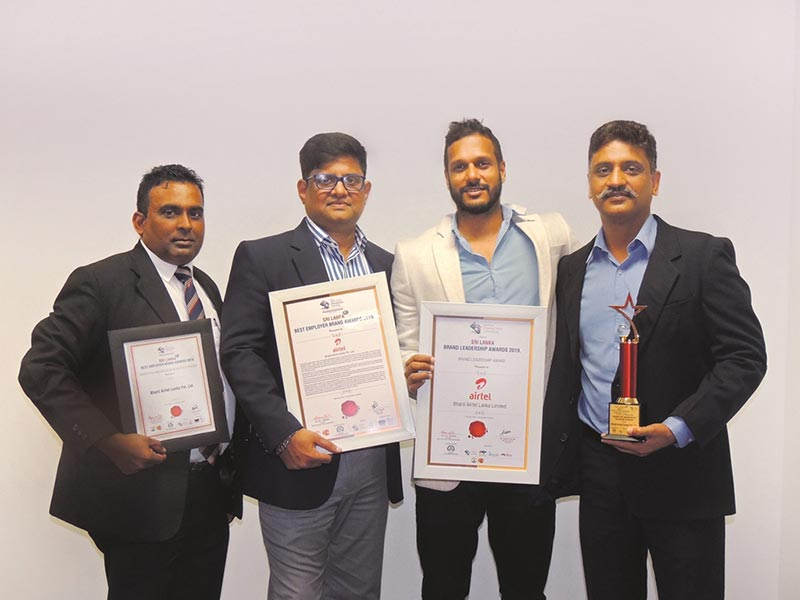 Upul Weerarathne - Zonal Business Manager, Jinesh Hegde - CEO and Managing Director, Charith de Chickera - Head of Brands Strategy and Communications and Chandrashekhar Singh Chauhan - Chief Marketing Officer
