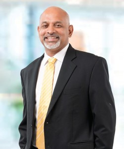 Chairman of Janashakthi Life, Prakash Schaffter