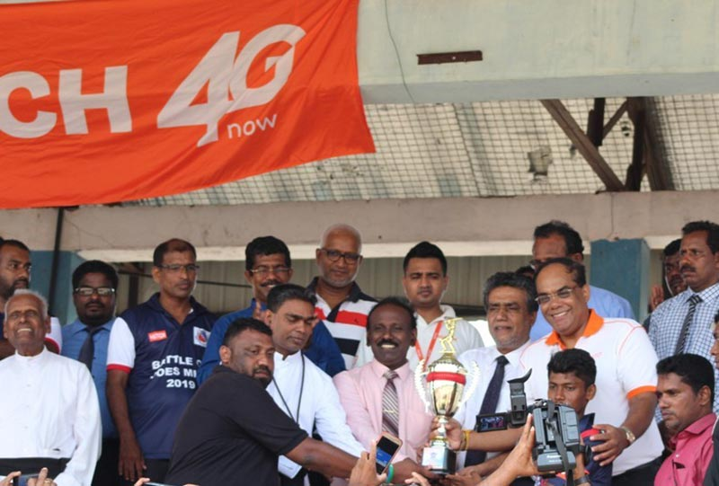 "HUTCH powers ""Victory of Mike-Joes"" launching HUTCH 4G in Batticaloa"