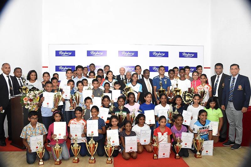 Druvinka & Sameera crowned Champions of the Ritzbury National Squash Tournament