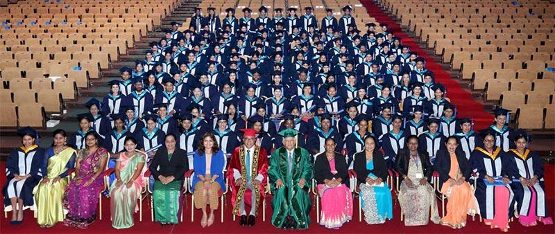 IIHS reaches 500+ Nursing Graduates and adds value to the Sri Lankan Nursing industry
