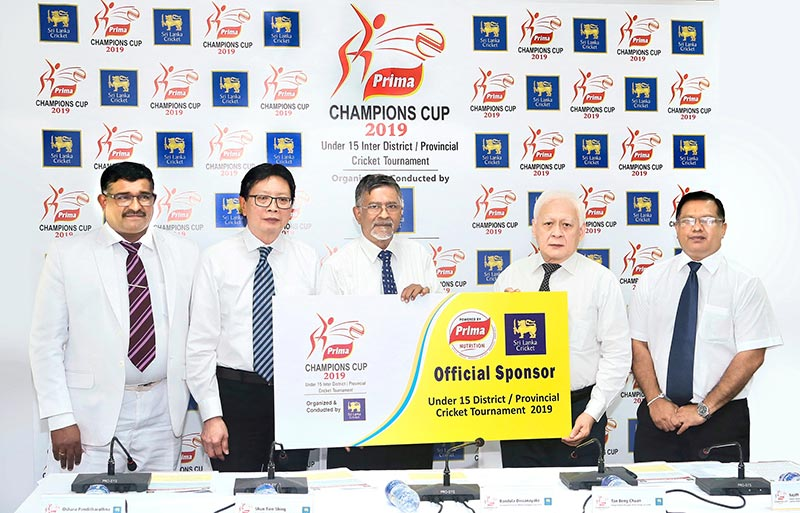 Prima Champions Cup to Commence for the 12th Year