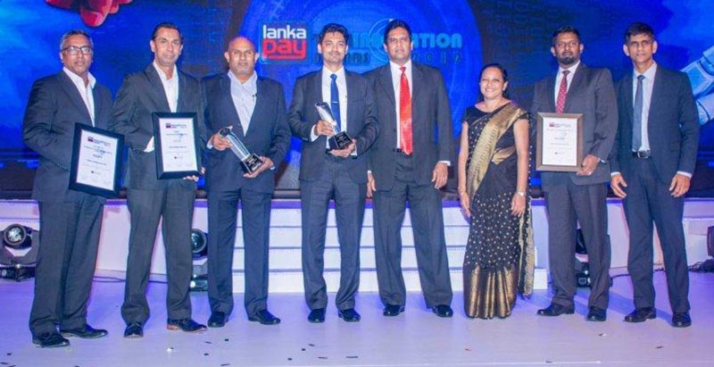 HNB wins three awards at LankaPay Technnovation Awards 2019