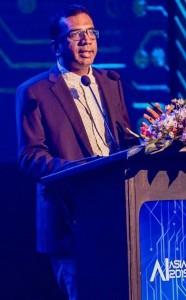 Ranil Rajapakse, Chairman, SLASSCOM, SVP & Head of World Operations, IFS R&D International (Pvt) Ltd