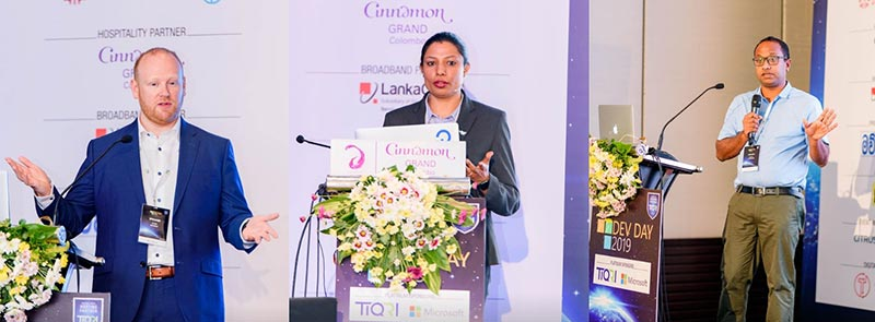 Alan Murray (Head of Business Platform Solutions Cushwake – USA), Mamta Jha (Senior Developer Advocate - Digital Ocean – India) and Malith Jayasinghe (Senior Director - WSO2 – Sri Lanka) share their vast expertise and thoughts on contemporary software concepts and disruptive technologies in the IT industry.