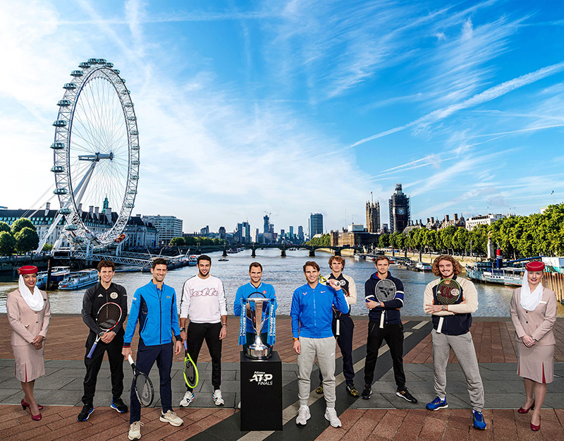 Emirates and the ATP have announced a renewal of their highly successful partnership, with the award-winning airline signing on as Premier Partner and Official Airline of the ATP Tour for an additional five years, beginning in 2021.