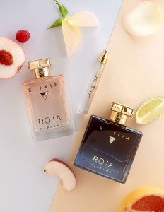 Emirates' dedicated shopping channel on, ice, called EmiratesRED TV features interviews with includes interviews with Roja Dove, founder and creator of Roja Parfums.