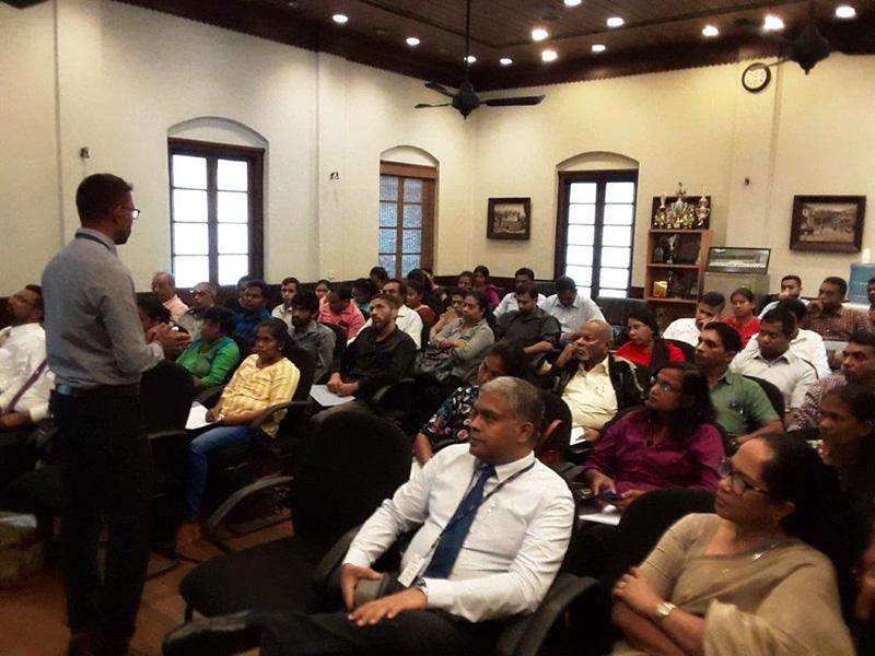 SME-Export awareness programme in Kandy