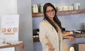 Kishani Gunewardena -holistic therapist and founder of Kemara Life