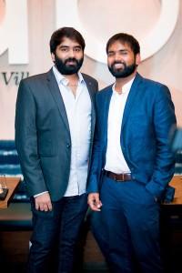 Santhosh Rajasekaran and Aravind Rajasekaran, Directors of MRS International