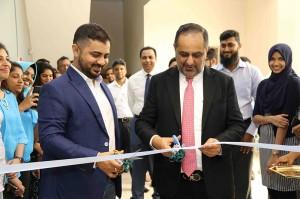 Saif Yusoof, Managing Director, ITX360 and Hanif Yusoof, Executive Director and Group CEO, Expolanka Holdings