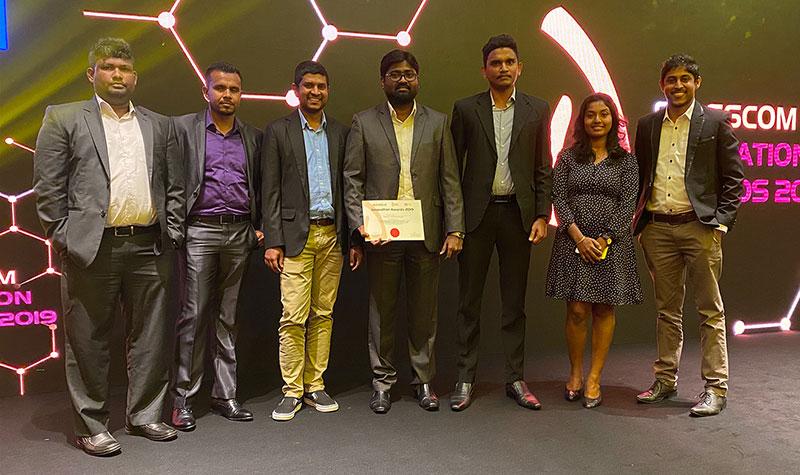 The Data Platform Team: Nilaxan Satgunanantham, Raj Miandad, Aruna Dissanayake, Yasas Nandasena, Sehan Rathnayake, Vithusha Aarabhi and Sineth Jayasinghe