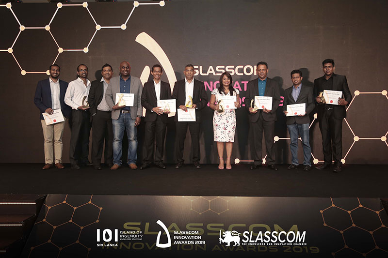 SLASSCOM Innovation Awards 2019 winners