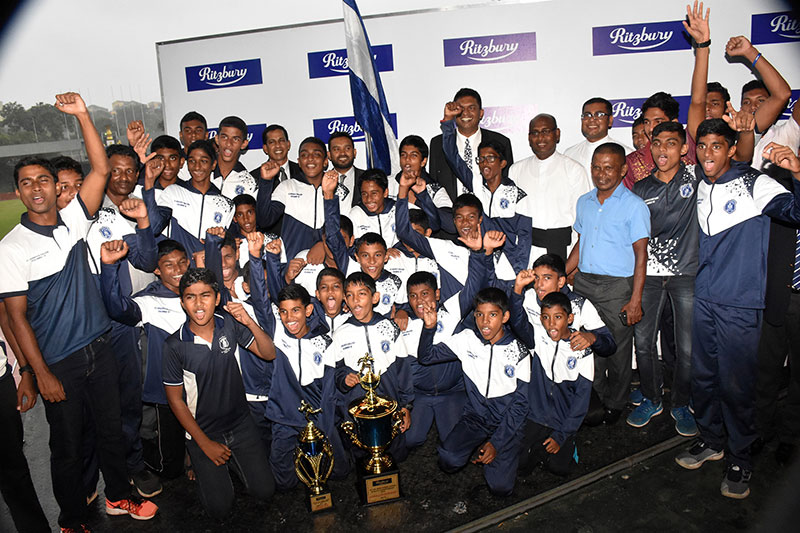 Champions: St. Joseph's College, ColomboRunners-up: Lyceum International School, WattalaSecond Runners-up: D. S. Senanayake College, Colombo