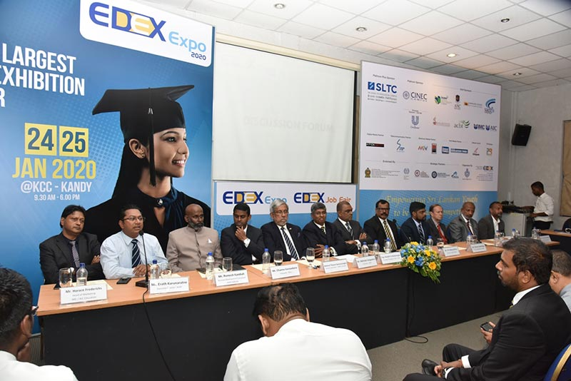 1.Principal of Royal College, Treasurer of the Royal College Union, Chairman and esteemed partners and sponsors of EDEX 2020