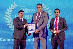 ComBank Maldives honoured for Excellence in Finance at Maldives Business Awards