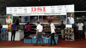 DSI partners Jaffna International Trade Fair as Official Footwear partner