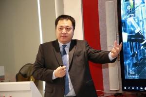 Huawei Sri Lanka Deputy CEO Tony