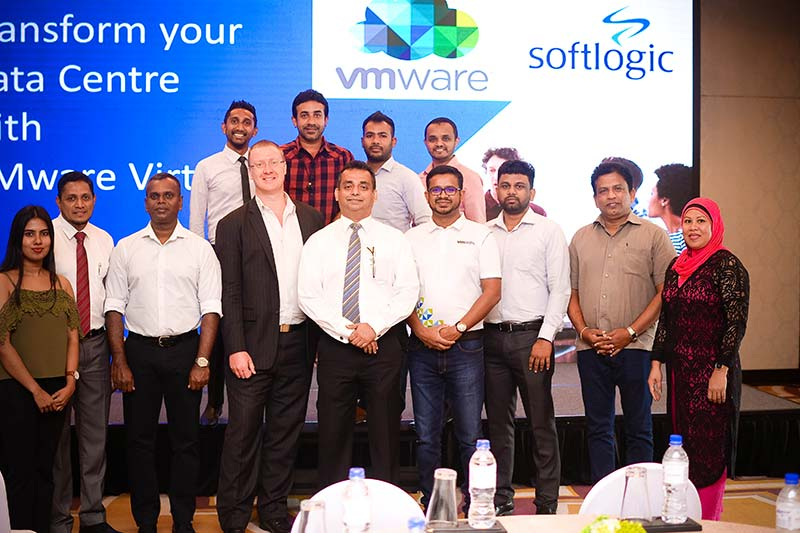Team Softlogic and Team VMware