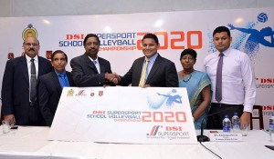 DSI Announces the Launch of the 20th DSI Supersport Schools Volleyball Championship