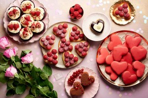 Emirates is creating a memorable travel experience for its customers for Valentine's Day. The airline will serve 40 unique Valentine's Day themed desserts and treats to serve on board and across its network of lounges spread over 6 continents.