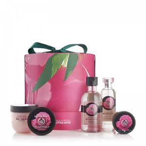 The Body Shop's British Rose collection: Florals that last