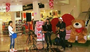Crescat Boulevard gearing-up for Valentines
