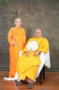 Beauty queen turned Bhikkhunī organises Int'l Bhikkhunī Conference