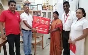 Team Airtel Lanka commemorates World Cancer Day 2020