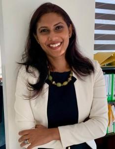 Head of Sri Lanka's leading Sustainability Assurance and Advisory Services, The Sustainable Future Group, Dr. Lakmini Senadheera