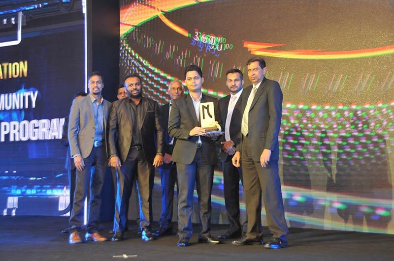 STEMUp wins ''Best Community Enablement Programme of the Year'' and ''Best Community Empowerment programme'' at SLT Zero One Awards 2020 for CoderDojo Sri Lanka, coding supportive program