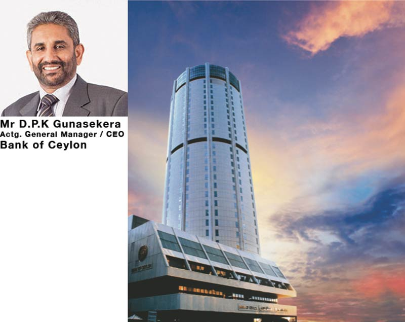 BANK OF CEYLON - EMPOWERING THE SRI LANKAN BUSINESS COMMUNITY IN COVID-19 RECOVERY
