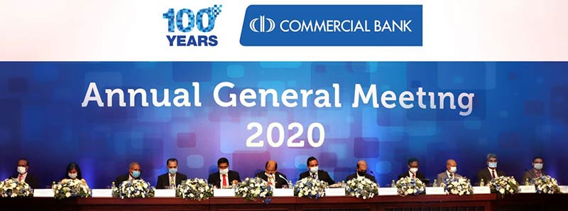 ComBank conducts 51st AGM on virtual platform