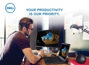 Dell's array of new products enhance productivity and efficiency