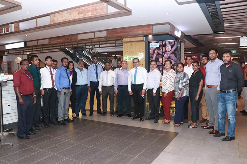 Baraka Nature Shoppe flagship store launches at One Galle Face