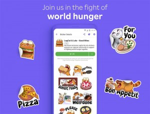 Rakuten Viber launches campaign to fight world hunger amid COVID-19 crisis