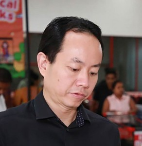 Co-Founder of Big Bad Wolf Book Sale Andrew Yap