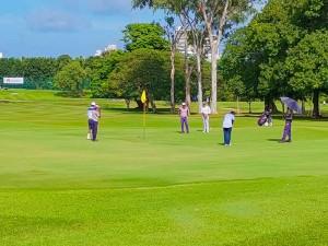 Huawei Golf Tournament teed off in Sri Lanka