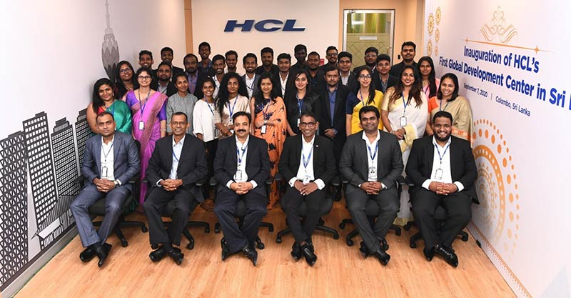 HCL Technologies inaugurates its first Global Development Centre in Colombo, Sri Lanka