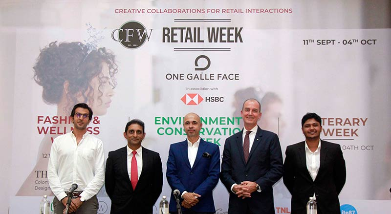 Colombo Fashion Week Introduces Retail Week with One Galle Face