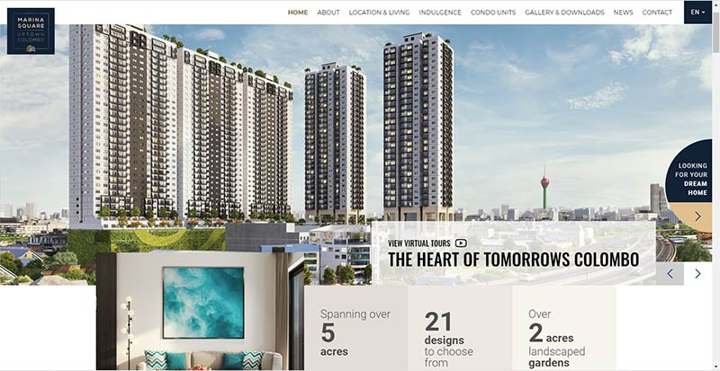Marina Square launches 'State-of-the-Art' New Website