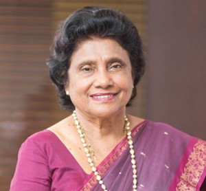 Mrs. Rohini Nanayakkara – Chairperson, AIBS
