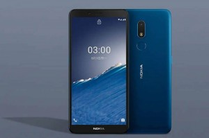 Nokia C3 joins the family as an affordable smartphone with Android 10 out of the box and a rear-mounted fingerprint sensor.