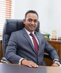 Dr. Pradeep Edward Appointed Executive Director / CEO